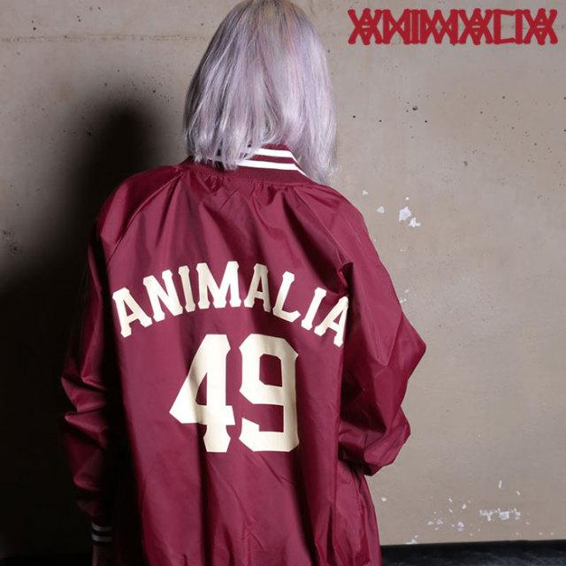 ANIMALIA(アニマリア) RUSTIX STADIUM JACKET 【2019SPRING先行予約】 【キャンセル不可】【AN19S-JK02】