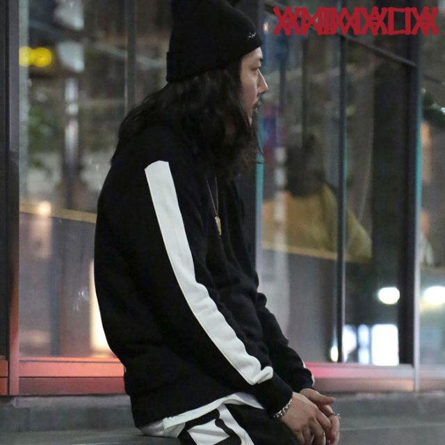 ANIMALIA(アニマリア) MISFIT LOGO SWEAT 【2019SPRING先行予約】 【キャンセル不可】【AN19S-SW06】