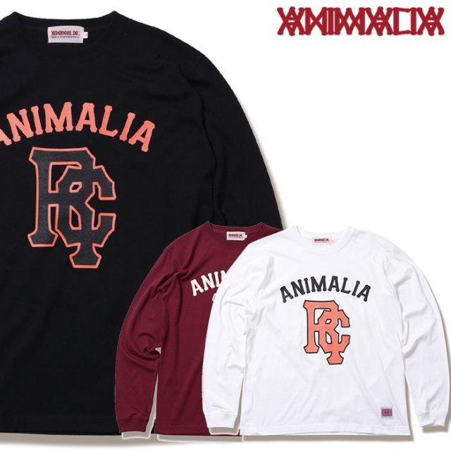 ANIMALIA(アニマリア) RUSTIX L/S 【2019SPRING先行予約】 【キャンセル不可】【AN19S-TE02】