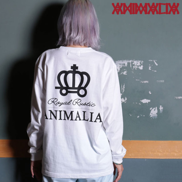 ANIMALIA(アニマリア) ROYAL RUSTIC L/S 【2019SPRING先行予約】 【キャンセル不可】【AN19S-TE04】