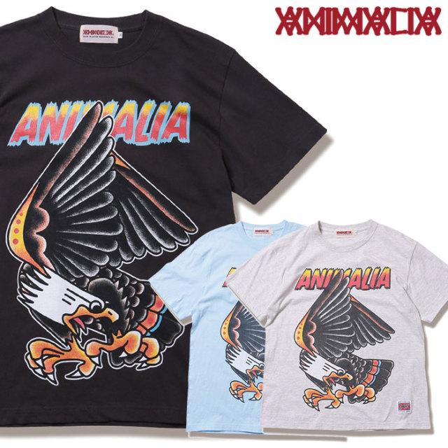 ANIMALIA(アニマリア) EAGLE S/S 【2019SPRING先行予約】 【キャンセル不可】【AN19S-TE07】