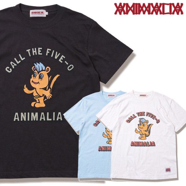 ANIMALIA(アニマリア) FIVE-O 【2019SPRING先行予約】 【キャンセル不可】【AN19S-TE11】