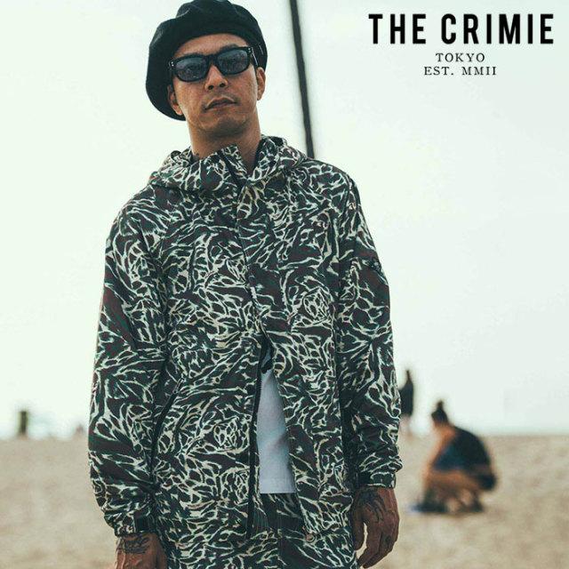 CRIMIE(クライミー) BAT CAMO PARKA 【マウンテンパーカー】【ホワイト カーキ アメカジ ミリタリー】【シンプル おしゃれ】【CR01