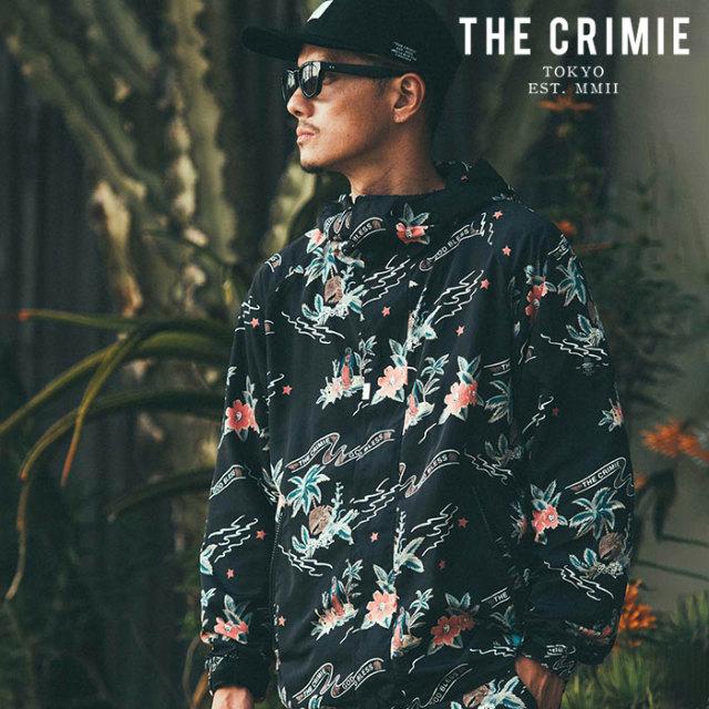 CRIMIE(クライミー) MARIA PARKA 【マウンテンパーカー】【ブラック アメカジ ミリタリー】【シンプル おしゃれ】【CR01-02L1-JK08