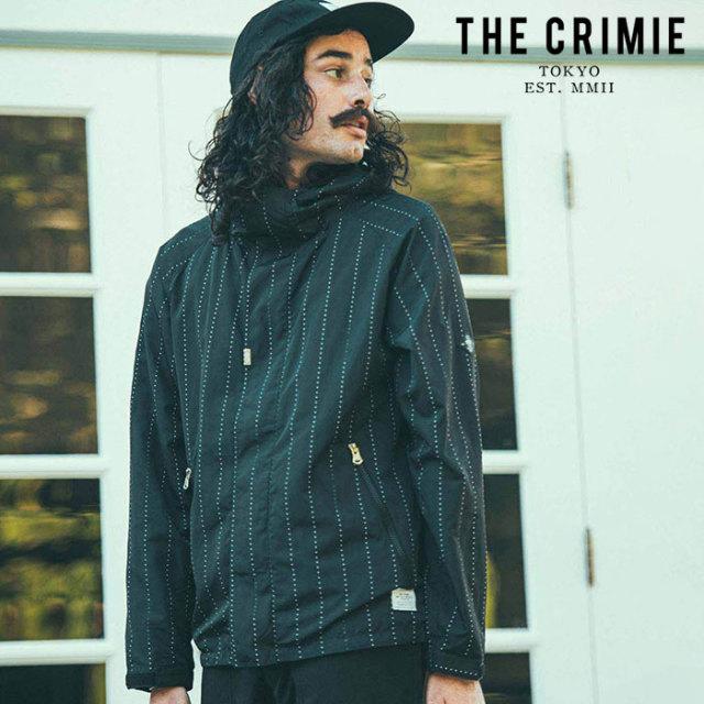 CRIMIE(クライミー) STAR STRIPE PARKA 【マウンテンパーカー】【ブラック カーキ アメカジ ミリタリー】【シンプル おしゃれ】【C