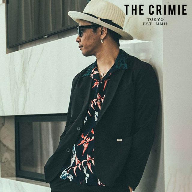 CRIMIE(クライミー) NEIL JACKET 【ジャケット】【ブラック アメカジ ミリタリー】【シンプル おしゃれ】【CR01-02L1-JK18】【2020
