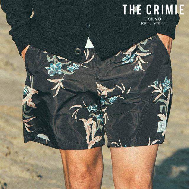 CRIMIE(クライミー) LILY TOWN & SWIM SHORTS 【ショーツ スイムパンツ】【ブラック ベージュ アメカジ ミリタリー】【シンプル お
