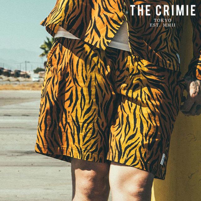 CRIMIE(クライミー) TORA GLGB SHORTS 【ショートパンツ 短パン】【イエロー カーキ アメカジ ミリタリー】【シンプル おしゃれ】