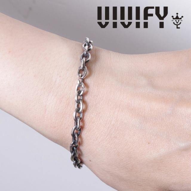 VIVIFY(ヴィヴィファイ)(ビビファイ) Seamless ChainBracelet  【VIVIFY ブレスレット】【メンズ レディース】【VFB-170】【オーダ