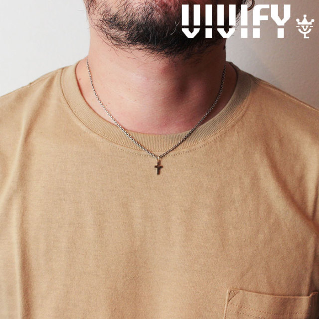 VIVIFY(ヴィヴィファイ)(ビビファイ) k18gold Cross PendantHead 【オーダーメイド 受注生産】【キャンセル不可】 【VIVIFY ペン