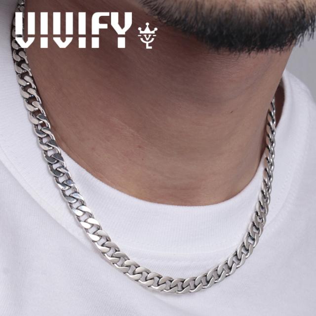 VIVIFY(ヴィヴィファイ)(ビビファイ) Seamless CavalryChainNecklace 【VIVIFY ネックレス】【VFN-309】【オーダーメイド ハンドメ