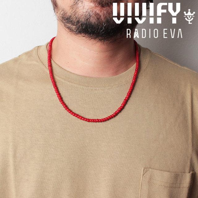 VIVIFY(ヴィヴィファイ)(ビビファイ) EVANGELION Hemp Cord & Beads Bracelet/Necklace 【エヴァンゲリオン 公式アクセサリー】