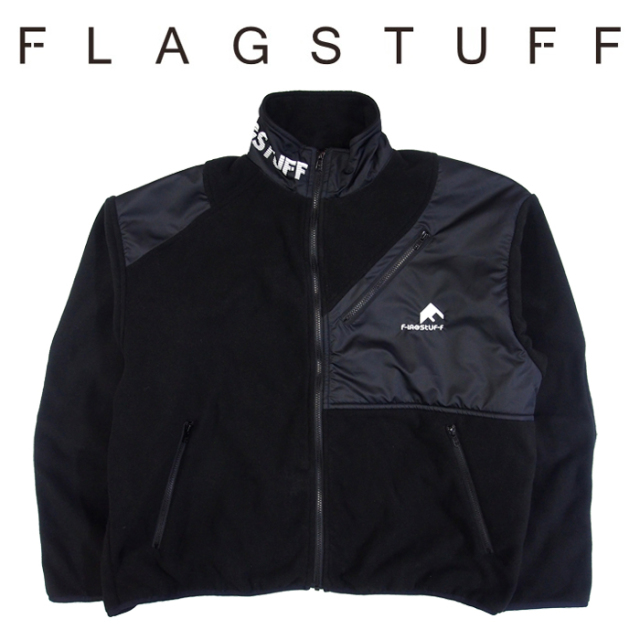 F-LAGSTUF-F(フラグスタフ) LIGHT F/Z FLEECE JKT 【2018 AUTUMN&WINTER COLLECTION】 【F-LAGSTUF-F】 【フラグスタフ】【フラ