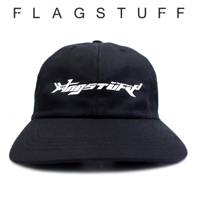 "F-LAGSTUF-F(フラグスタフ) ""F-LAGSTUF-F"" CAP 【2018 AUTUMN&WINTER COLLECTION】 【F-LAGSTUF-F】 【フラグスタフ】【フラッグ"