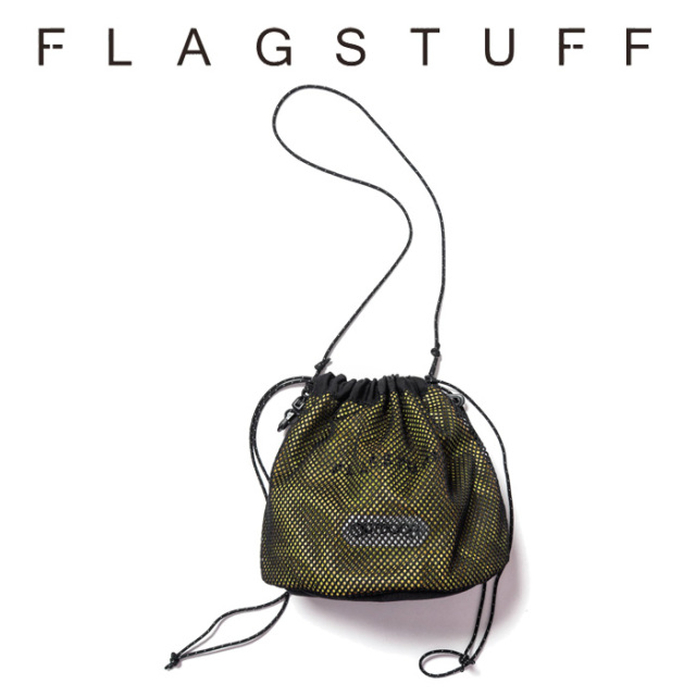 F-LAGSTUF-F(フラグスタフ) F-LAGSTUF-FxOUTDOOR PRODUCTS PURSE 【2018 AUTUMN&WINTER COLLECTION】 【F-LAGSTUF-F】 【フラグ