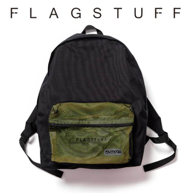 F-LAGSTUF-F(フラグスタフ) F-LAGSTUF-FxOUTDOOR PRODUCTS BIG BAG 【2018 AUTUMN&WINTER COLLECTION】 【F-LAGSTUF-F】 【フラ