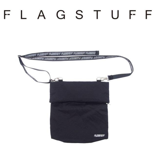 F-LAGSTUF-F(フラグスタフ) 3M LONG SACOCHE 【2018 SPRING&SUMMER COLLECTION】 【F-LAGSTUF-F】 【フラグスタフ】【フラッグス