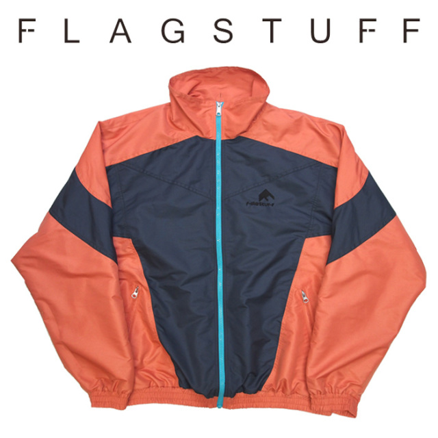 【SALE30%OFF】 F-LAGSTUF-F(フラグスタフ) TRACK JACKET 【2018 AUTUMN&WINTER COLLECTION】 【F-LAGSTUF-F】 【フラグスタフ