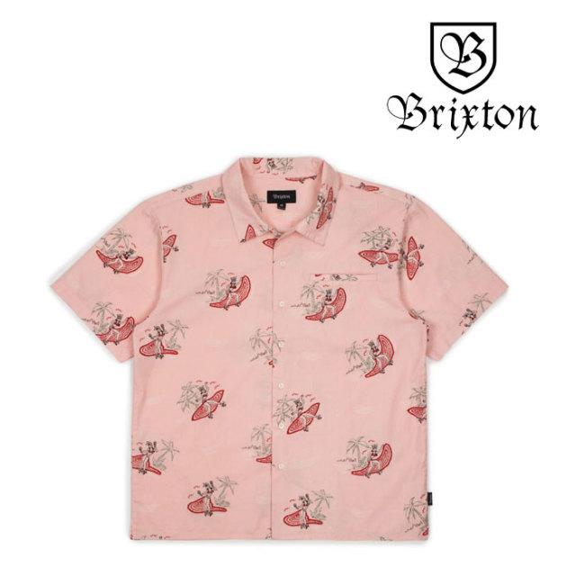 BRIXTON(ブリクストン) BUELLER AS S/S 【2018SUMMER新作】 【即発送可能】