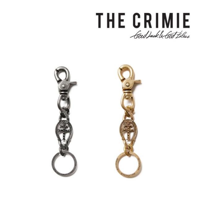 CRIMIE(クライミー) HORSESHOE KEY CHAIN 【即発送可能】【C1H4-AC01】