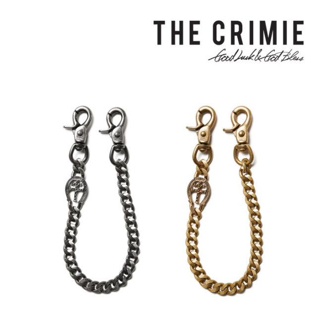 CRIMIE(クライミー) HORSESHOE WALLET CHAIN 【即発送可能】【C1H4-AC02】