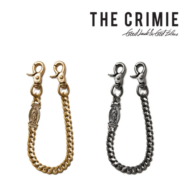 CRIMIE(クライミー) GUADALUPE WALLET CHAIN 【即発送可能】【C1H4-AC04】