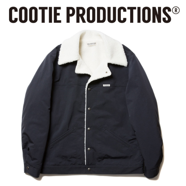 COOTIE(クーティー) NYLON RANCH JACKET