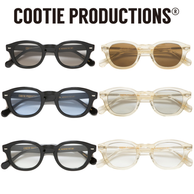 COOTIE(クーティー) Raza Glasses 【CTE-18A515】