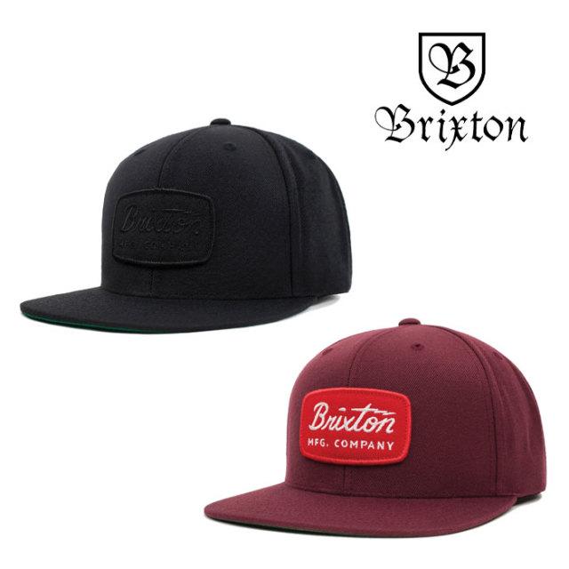 BRIXTON(ブリクストン) JOLT SNAPBACK CAP 【2018 SUMMER新作】 【即発送可能】 【BRIXTON キャップ】