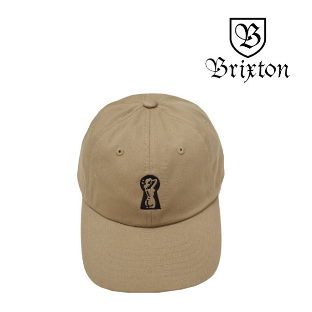 BRIXTON(ブリクストン) PEEPER MP CAP 【2018SUMMER新作】 【即発送可能】 【BRIXTON キャップ】