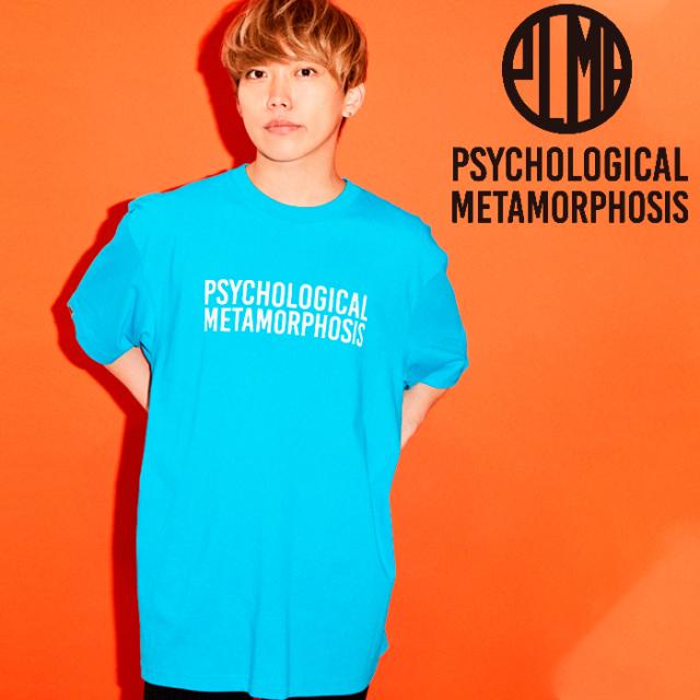 PSYCHOLOGICAL METAMORPHOSIS PLMP LOGO2 【PSYCHOLOGICAL METAMORPHOSIS  3rd collection新作】 【PL18-0102】【image model : G