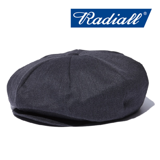 RADIALL(ラディアル) MONTE CARLO - CASQUETTE 【2018 AUTUMN & WINTER COLLECTION】 【RAD-18AW-HAT006】