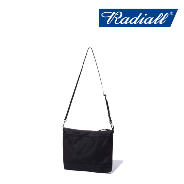 RADIALL(ラディアル) SMOKEY CAMPER SHOULDER BAG 【2018 SPRING&SUMMER新作】 【RADIALL バッグ】 【RAD-18SS-BAG002】