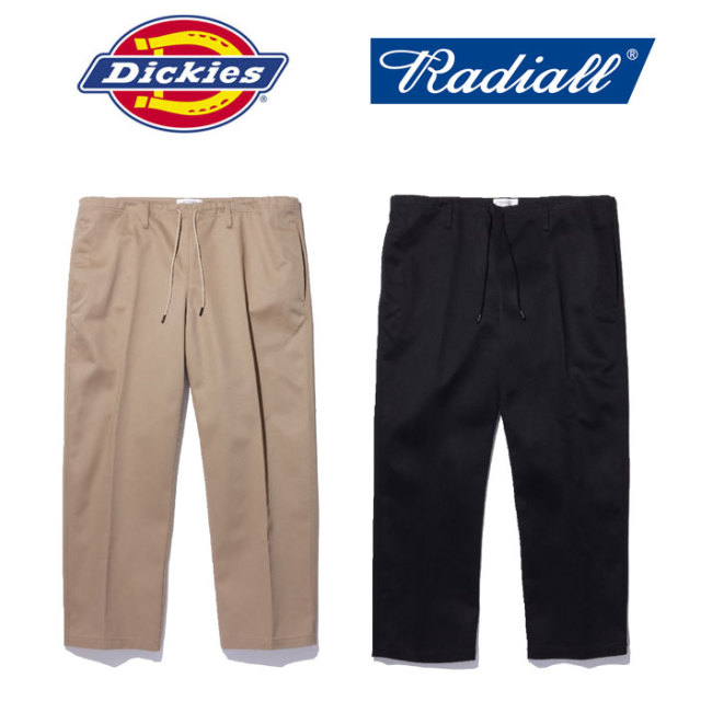 RADIALL(ラディアル) LAID BACK EASY PANTS 【2018 SPRING&SUMMER SPOT】 【RAD-18SS-SPOT-JW003】