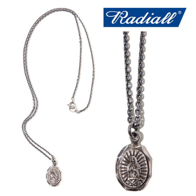 RADIALL(ラディアル) LOWRIDER CHARM- NECKLACE 【2019 SPRING&SUMMER COLLECTION】 【RAD-19SS-JWL021-01】【ネックレス】