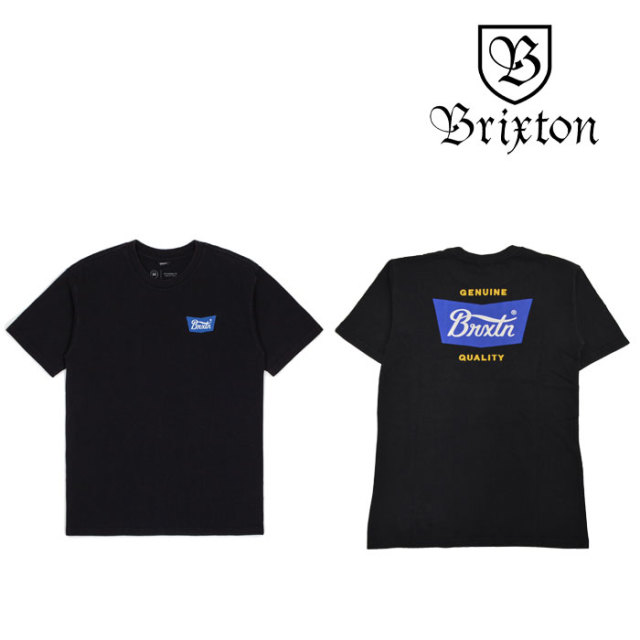 BRIXTON(ブリクストン) STITH S/S 【2018SUMMER新作】 【即発送可能】