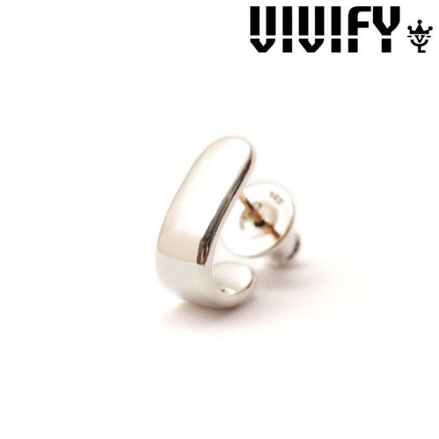 VIVIFY(ヴィヴィファイ)(ビビファイ) K18goldpost Enfold Pierce 【オーダーメイド 受注生産】 【キャンセル不可】 【VIVIFY ピ