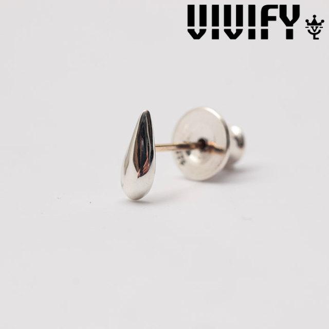 VIVIFY(ヴィヴィファイ)(ビビファイ) K18goldpost Tear Drop Pierce 【オーダーメイド 受注生産】 【キャンセル不可】 【VIVIFY