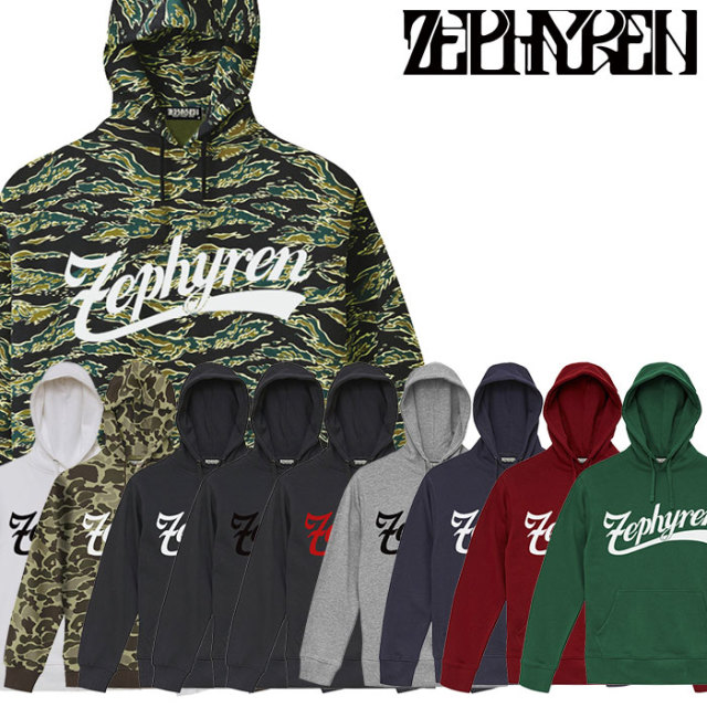 ZEPHYREN(ゼファレン) PARKA - BEYOND 【パーカー】【Z16AN06】 【2020SPRING&SUMMER先行予約】【キャンセル不可】