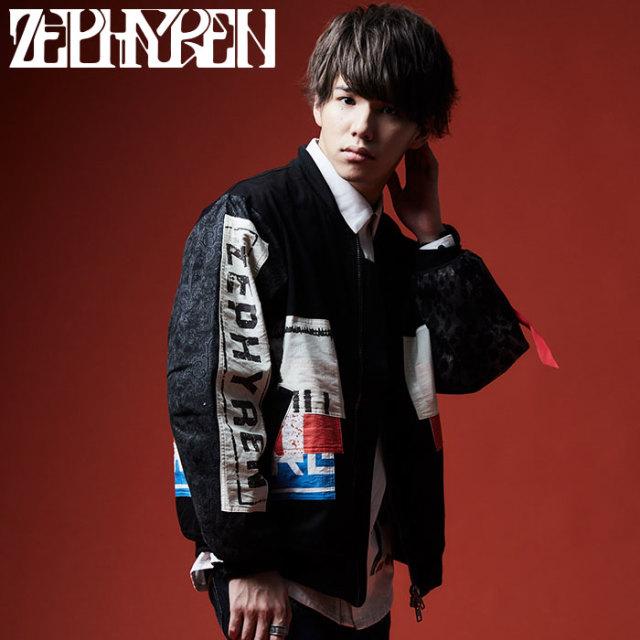 ZEPHYREN(ゼファレン) MA-1 【ミリタリージャケット】【Z19AA03】 【2020SPRING&SUMMER先行予約】【キャンセル不可】