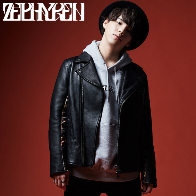 ZEPHYREN(ゼファレン) RIDERS JACKET 【ライダーズジャケット】【Z19AB14】 【2020SPRING&SUMMER先行予約】【キャンセル不可】