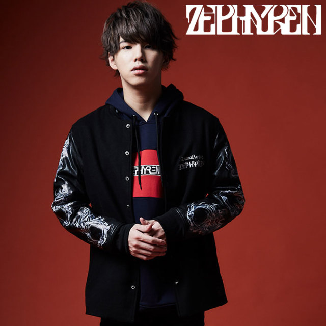 ZEPHYREN(ゼファレン) STUDIUM JACKET 【スタジアムジャケット】【Z19AB19】 【2020SPRING&SUMMER先行予約】【キャンセル不可】