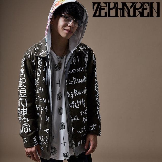 ZEPHYREN(ゼファレン) SWING TOP 【スウィングトップ】【Z20PA02】 【2020SPRING&SUMMER先行予約】【キャンセル不可】