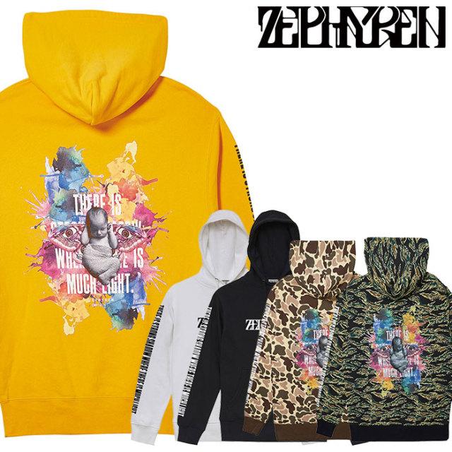 ZEPHYREN(ゼファレン) PARKA - Raw color - 【パーカー】【Z20PN35】 【2020SPRING&SUMMER先行予約】【キャンセル不可】