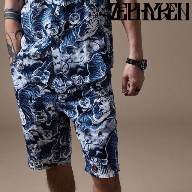 ZEPHYREN(ゼファレン) SHORTS  【ショートパンツ】【Z20PP54】 【2020SPRING&SUMMER先行予約】【キャンセル不可】