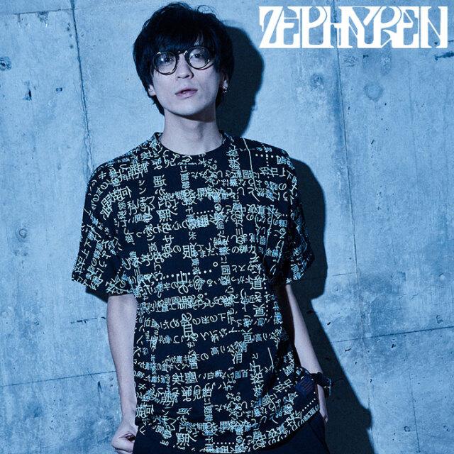 ZEPHYREN(ゼファレン) DOLMAN BIG TEE S/S - 冥 - 【ドルマンビッグTシャツ 半袖】【Z21UH16】【2021SUMMER先行予約】【キャンセル