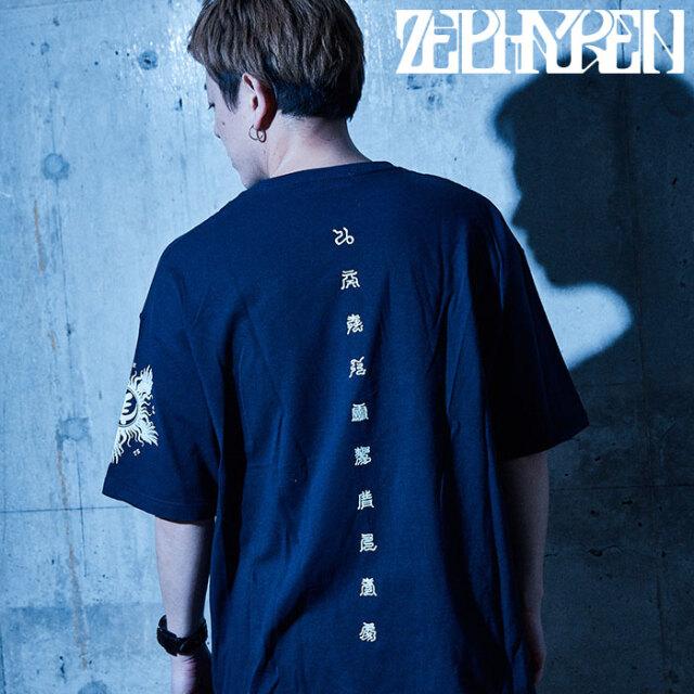 ZEPHYREN(ゼファレン) S/S TEE - jua2 - 【Tシャツ 半袖】【Z21UL30】 【2021SUMMER先行予約】【キャンセル不可】