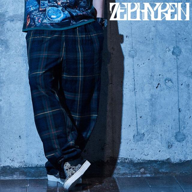 ZEPHYREN(ゼファレン) EASY PANTS 【イージーパンツ】【Z21UQ41】 【2021 SUMMER先行予約】【キャンセル不可】