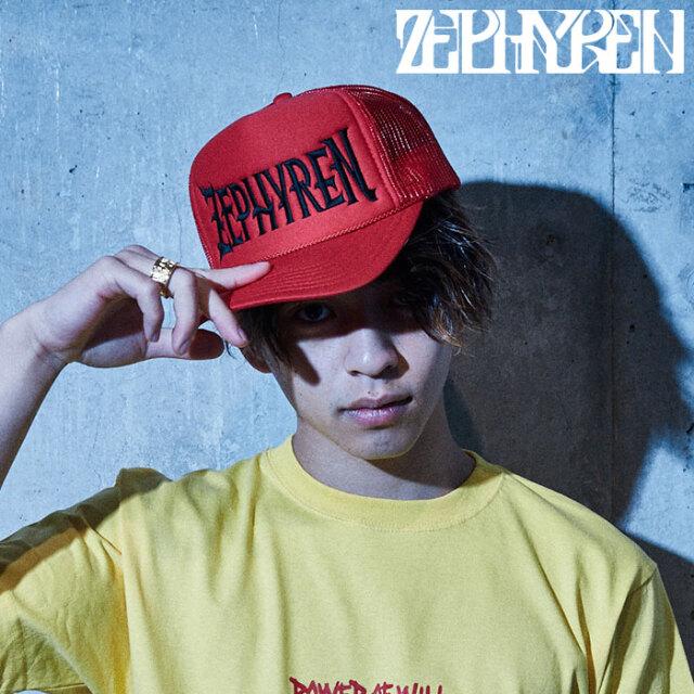 ZEPHYREN(ゼファレン) MESH CAP -Victoria-   【2021 SUMMER先行予約】 【キャンセル不可】【Z21US48】【キャップ】