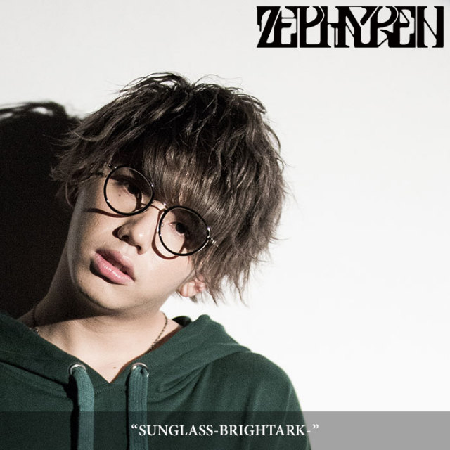 ZEPHYREN(ゼファレン) SUNGLASS-BRIGHTARK- 【2018SPRING/SUMMER先行予約】 【キャンセル不可】 【Z17UX04】